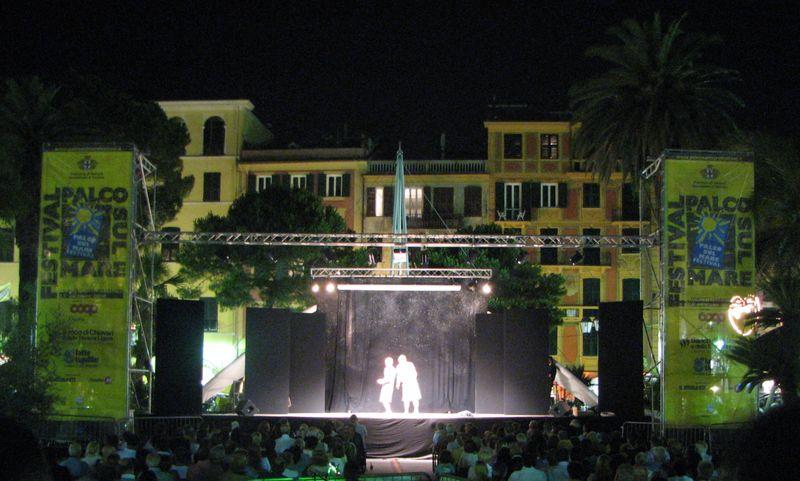 Santa Margherita Ligure - Paniate e Santonastaso